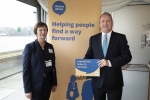 Mark Pritchard MP Citizens Advice Bureau